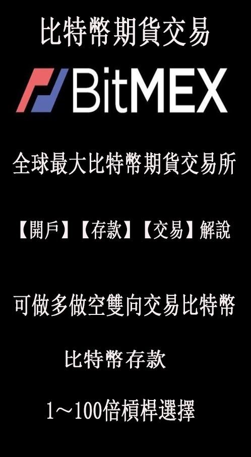 BitMEX期貨