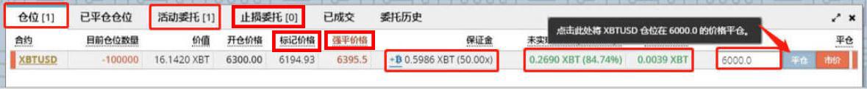 BitMEX爆倉