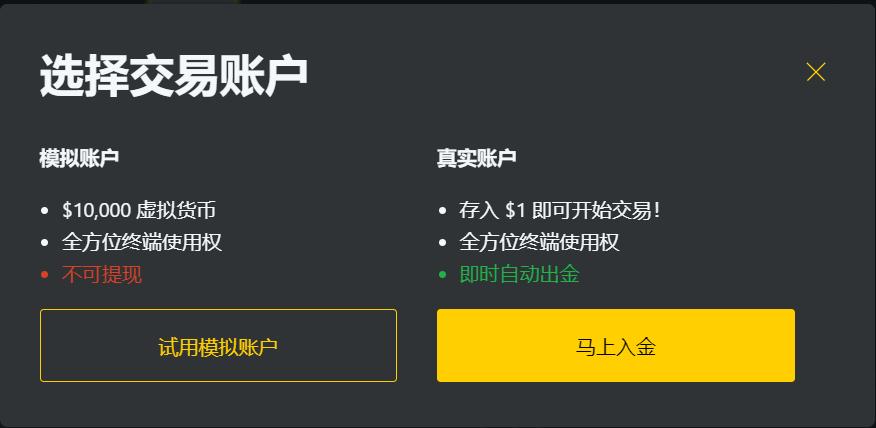 exness外匯官網
