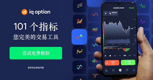 IQOption手機APP交易-二元期權手機版