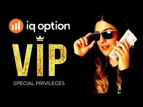 iqoption的VIP會員