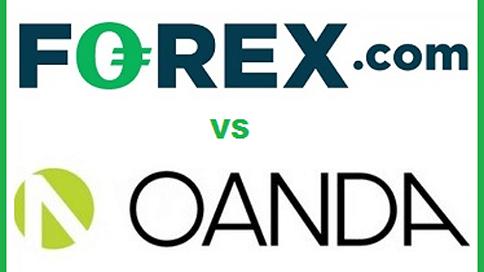 外匯經紀商嘉盛和OANDA交易平台比較評價